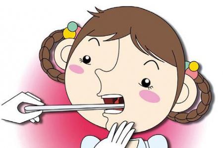 Стрептатест для выявления стрептококковой ангины