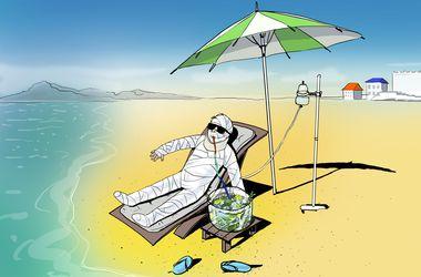 страховка в отпуск