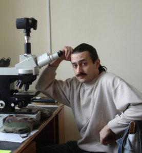 поллинолог Брицкий Д.А.