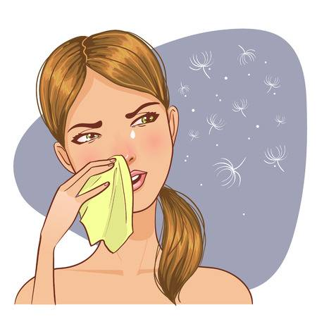 Препараты от аллергического конъюнктивита
