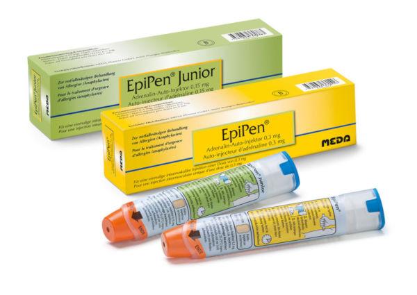 шприц-ручка EpiPen