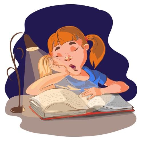симптомы аллергии на книги